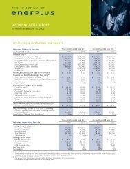 29. 2008_Quarterly_Report_Q2.pdf - Enerplus