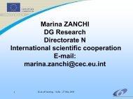 M-me Marina Zanchi - BEO