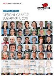 Sozialwahl-Newsletter vom 28. Juni 2011 ( PDF ... - Sozialwahl 2011