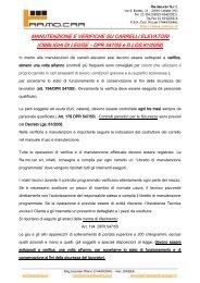 Maggiori informazioni sulle manutenzioni programmate - Logismarket