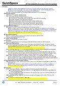 QuickSpecs - eD' system Czech, as - Page 3