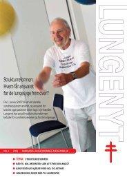 Download Lungenyt 4, 2006 - Danmarks Lungeforening