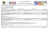 listado de inscritos y documentos a subsanar instituto distrital de las ...