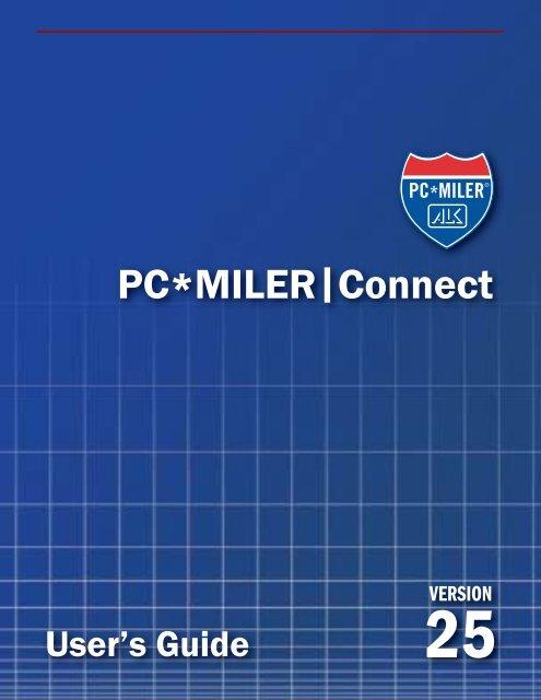 pc miler license cost