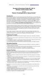 Nuevas Tecnologías para el Apoyo Escolar - Buenos Aires Ciudad