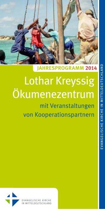 Lothar Kreyssig Ökumenezentrum