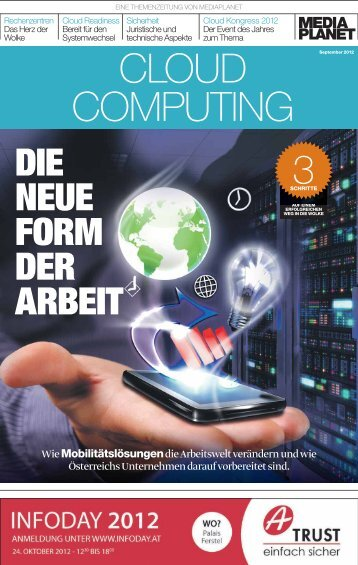 Cloud-Computing - Mediaplanet