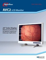 AVC2 LCD Monitor - Quest International