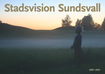 Stadsvision Sundsvall