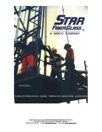 Star Fiberglass es lider mundiale en la fabricación ... - QuimiNet.com