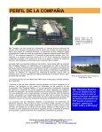 Star Fiberglass es lider mundiale en la fabricación ... - QuimiNet.com - Page 2