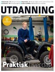 Utdanning nummer 17 2012 - Utdanningsnytt.no