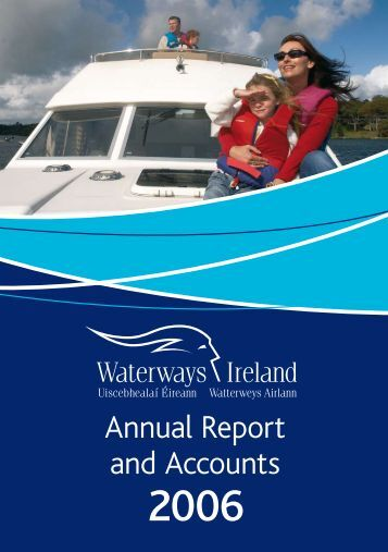 Annual Report 2006 - Waterways Ireland
