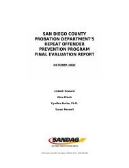 san diego county probation department's repeat offender prevention ...