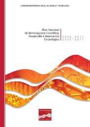 Plan Nacional de I+D+I 2008-2011