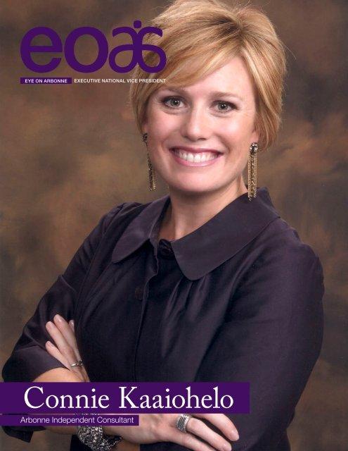 Connie Kaaiohelo - Arbonne