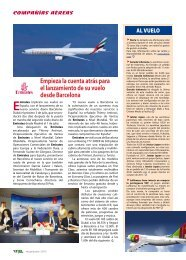 Compañias aéreas internacionales - TAT Revista