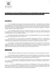 Manual de Funciones del Personal de Administración y Servicios