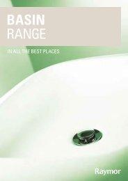 Raymor Basins - Mico Design