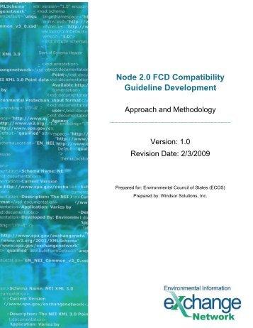 Node 2 FCD Compatibility Guideline Development - The Exchange ...