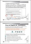 Manual de Apoio à Candidatura on-line - Page 4