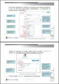 Manual de Apoio à Candidatura on-line - Page 5