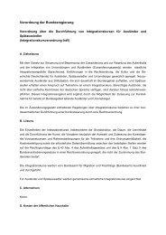 Integrationskursverordnung (pdf-Datei) - Netzwerk Weiterbildung