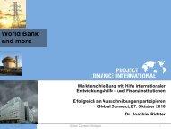 Financial Engineering - Uhlberg Advisory GmbH