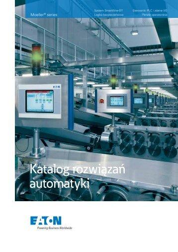 Katalog rozwiązań automatyki 2012 PDF - Moeller