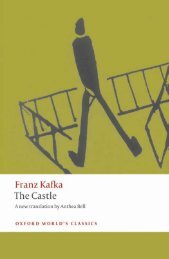 Franz Kafka-The Castle (Oxford World's Classics) (2009)