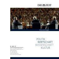 Zeit Flyer-24 S. - Die Zeit