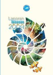 Buku Laporan Tahunan JTLM Tahun 2009 - Jabatan Taman Laut ...