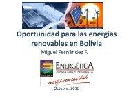 presentacion energias renovables - Asociación Peruana de Energía ...