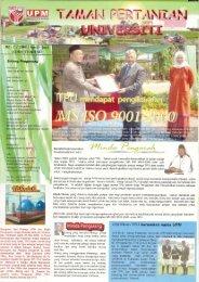 Buletin Taman Pertanian Universiti Bil. 2/2008 (April