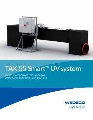TAK 55 Smart™ UV system - Wedeco