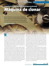 Máquina de clonar - Linux New Media