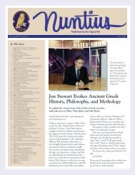 Published by Eta Sigma Phi - Monmouth College