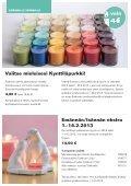 Värien ja tuoksujen karnevaali kutsuu mukaan - Page 3
