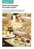 Värien ja tuoksujen karnevaali kutsuu mukaan - Page 6