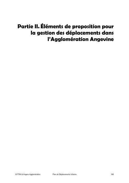 Eléments de proposition - Angers Loire Métropole