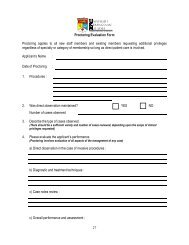 27 Proctoring Evaluation Form Proctoring applies to all new staff ...