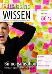 büroorganisation - Unternehmer.de