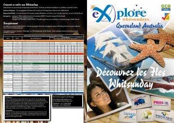 Queensland Australia - Explore Whitsundays