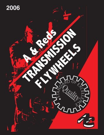 automatic flywheel assemblies - A & Reds