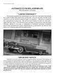 automatic flywheel assemblies - A & Reds - Page 2