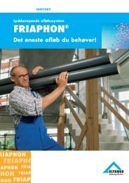 FRIAPHON DANSK - Glynwed A/S