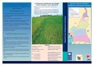 Cameroun_Brochure Programme d'Adaptation aux Changements ...