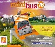 Minibus 76, le transport à la demande - Département de Seine ...