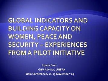 UNFPA Presentation - Fokus