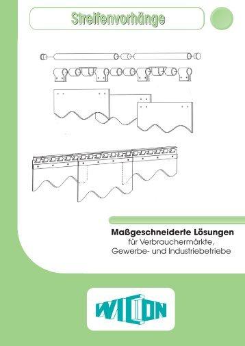 Prospekt (PDF) - WICON Industrietore GmbH